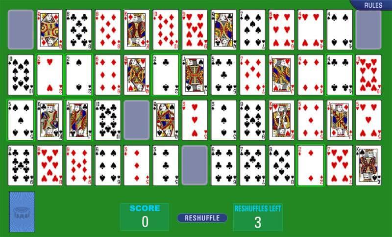 Играть в карты пасьянс коврик бесплатно и без регистрации бонус бесплатные спины в онлайн казино