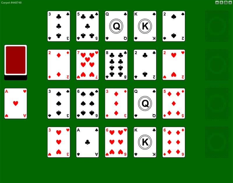 Играть в карты пасьянс коврик бесплатно и без регистрации бесплатные азартные игровые автоматы де