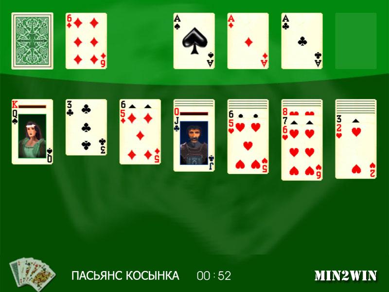 Косынка играть в карты скачать как научится играть в карты в покер