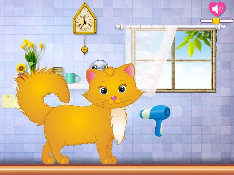 Игра для андроида котик скачать
