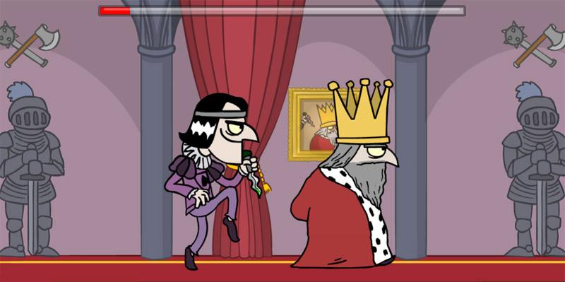Симулятор убийцы короля играть