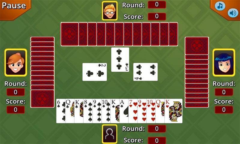 скачать карточную игру черви бесплатно на компьютер на русском - фото 7