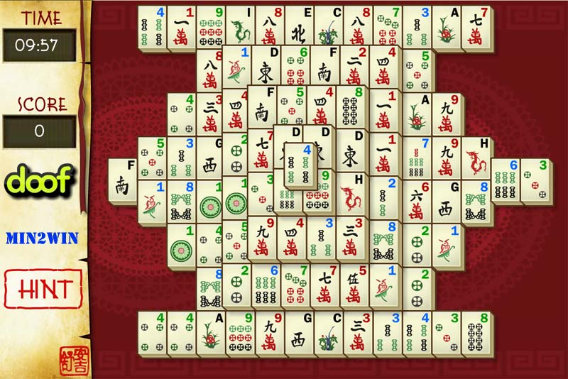маджонг играть онлайн без регистрации