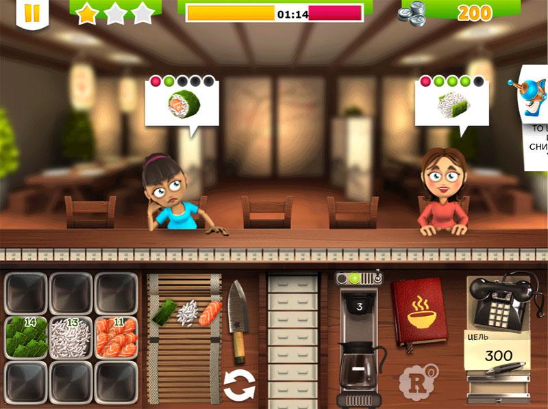 Скачать суши шеф 2 торрент