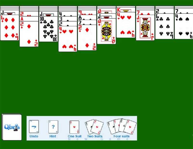 Играть в карты легкая косынка пасьянс одна масть бесплатно скачать игру в мобильный игровые автоматы