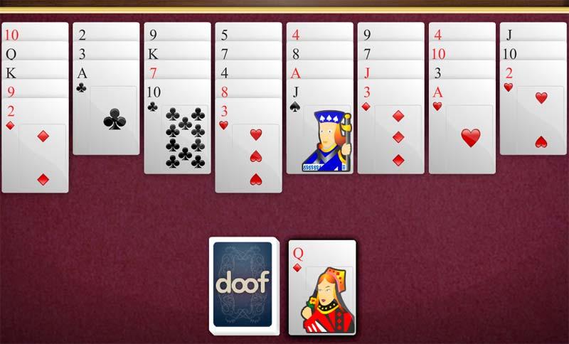 Играть в карты онлайн гольф пасьянс как играть в игральные карты очков