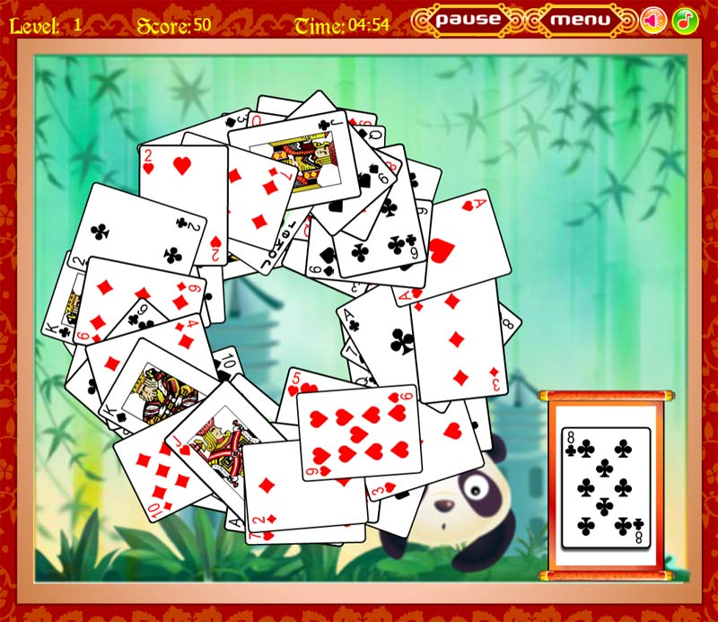 пасьянс скарабей онлайн игра на yayoye