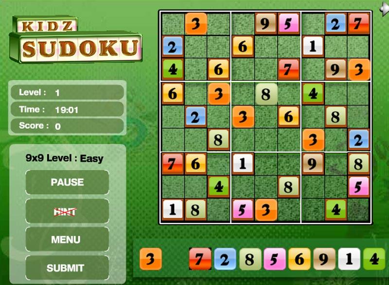 судоку играть онлайн на русском языке
