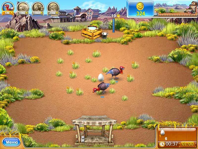 Веселая ферма 3: русская рулетка — играть онлайн бесплатно