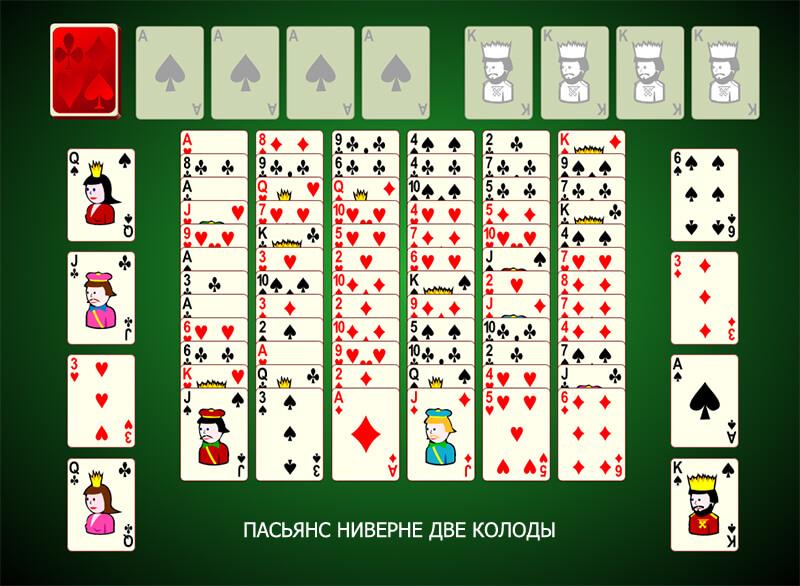 как играть в 40 разбойников карты