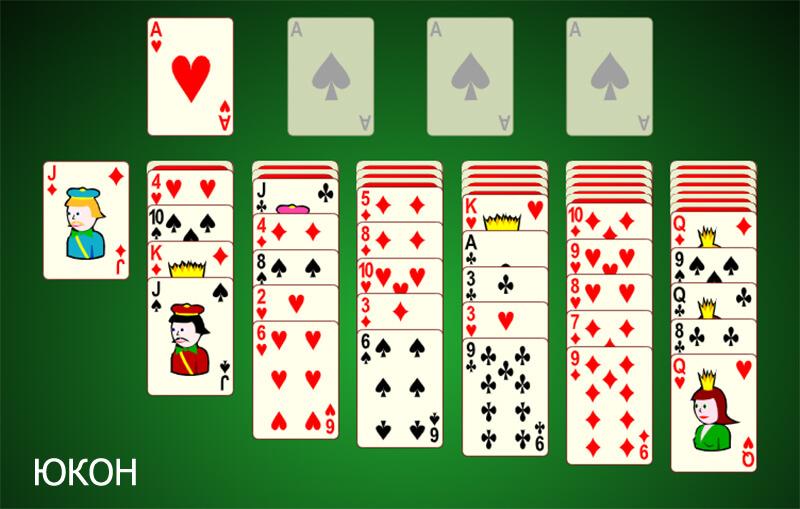 Юкон карты играть видео закрытие казино в иркутске