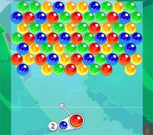 пузыри играть онлайн без регистрации