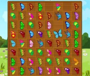 онлайн бабочки играть во весь экран