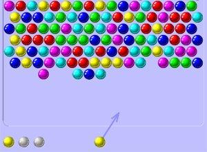 играть онлайн бесплатно шарики языке